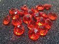 アクリルアイス(ダイヤ・レッド)約2�×250g(約72粒入)