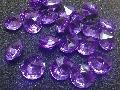 アクリルアイス(ダイヤ・パープル)約2�×250g(約72粒入)
