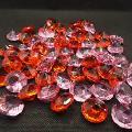 シーズンカラーインテリアディスプレイセット(ダイア型2色200gレッド&ピンク)