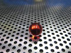 ビー玉・ガラス玉クリアカラー12.5mmレッド