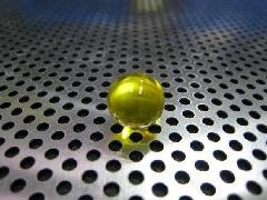 ビー玉・ガラス玉クリアカラー12.5mmイエロー