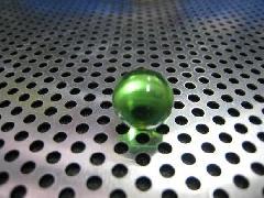 ビー玉・ガラス玉クリアカラー12.5mmグリーン