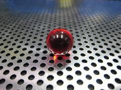 ビー玉・ガラス玉クリアカラー15mmレッド