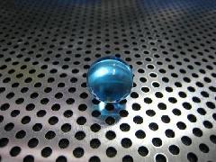 ビー玉・ガラス玉クリアカラー15mmブルー