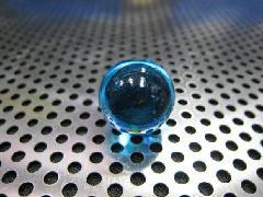 ビー玉・ガラス玉クリアカラー17mmブルー