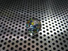 水玉・マーブル17mmミックス