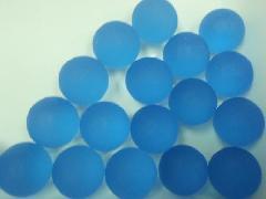 ビー玉・ガラス玉フロスト17mm×130粒 バイオレット