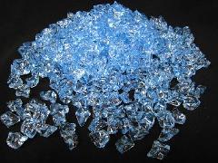 アクリルアイスS・約1.5�p×250g(約 粒入) ブルー
