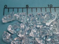 代品(M)アクリルアイス・イミテーションアイス・ディスプレイアイス約2.5cm(クリア)250g・約70粒