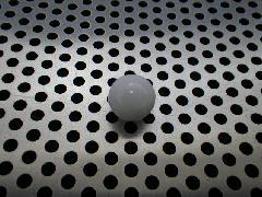 ビー玉・ガラス玉ホワイトマーブル約10mm×100粒