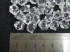 アクリルアイス・イミテーションアイス・ディスプレイアイス(S・クリア)約1,2mm250g約330粒