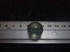 ビー玉・ガラス玉透明約20mm