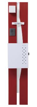 ウェルカムピラー機能門柱 モード K22型