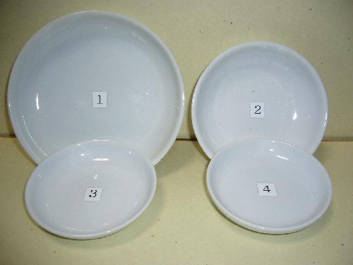 トキ皿10.5cm