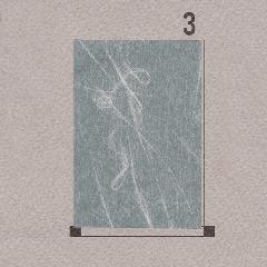 【仮巻】 雲竜 [3] 八つ切(書初め)