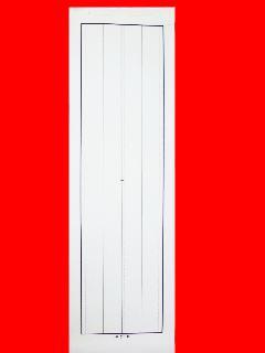 下敷 【 罫線入 】 半切判 [2・4行 ]