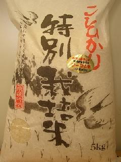 山形県産ワーコム米 5kg