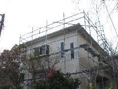 一戸建て改修工事現場 神奈川県相模原市