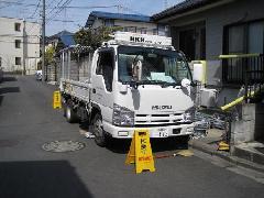 神奈川県大和市改修工事施工