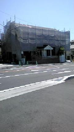 海老名市戸建て足場工事