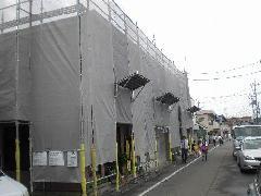 東京都八王子市あきる野アパート改修工事