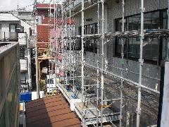 横浜市港南区マンション改修工事