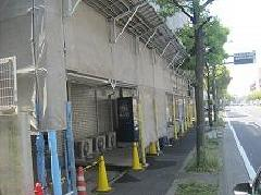 神奈川県厚木市店舗件マンション改修工事 足場工事