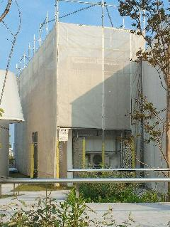 横浜市港南区ベイサイドコテージ改修塗装足場工事