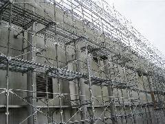 横浜市保土ヶ谷区天王町横浜市公共施設足場工事
