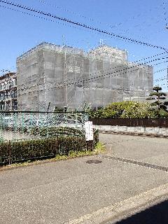 神奈川県塗装改修工事