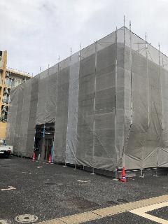 神奈川県相模原市集合住宅改修工事