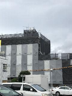 神奈川県大和市マンション塗装工事
