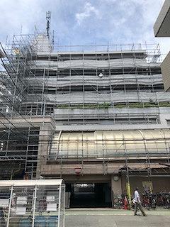 神奈川県海老名市大規模改修塗装工事
