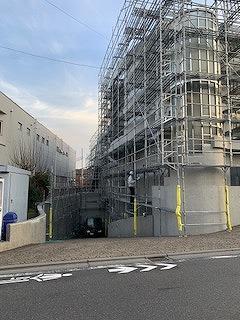 東京都練馬区RC物件改修工事