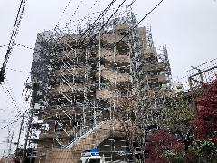 府中市大規模修繕工事