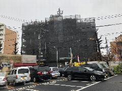 東京都町田市店舗あり修繕塗装工事