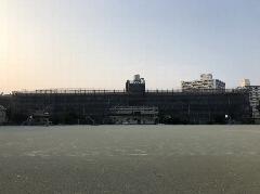 東京都八王子市 大規模修繕足場工事