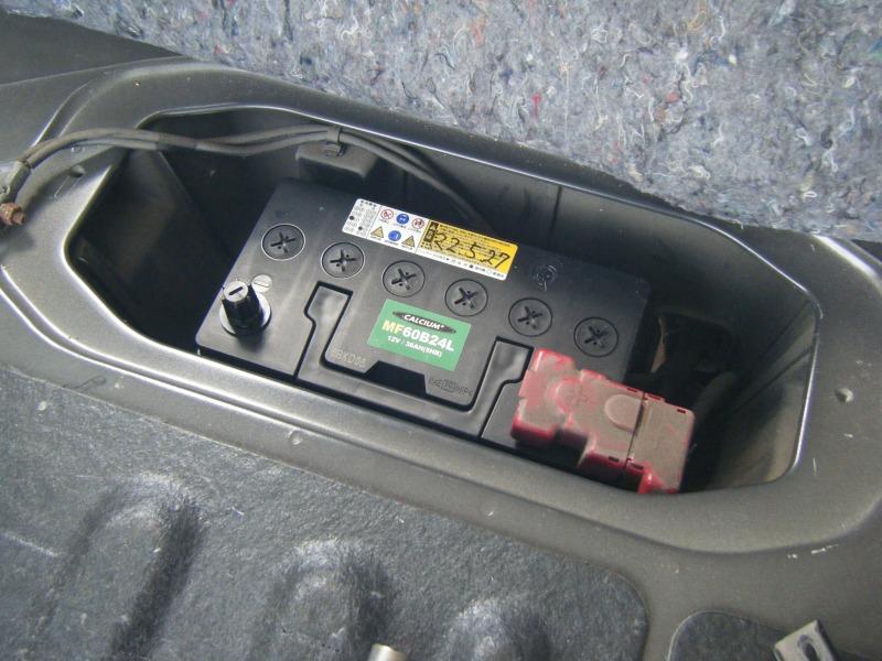 橋本市、バッテリー交換