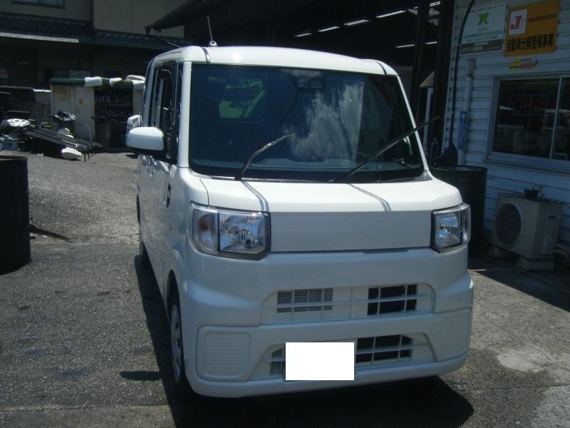 橋本市 車検 整備士女子 女性整備士
