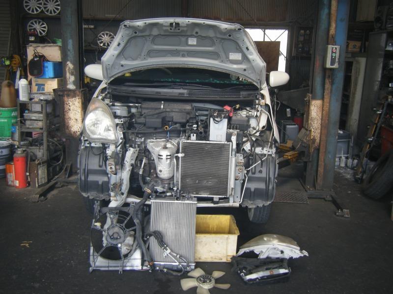 ファンモーター交換 エアコン修理