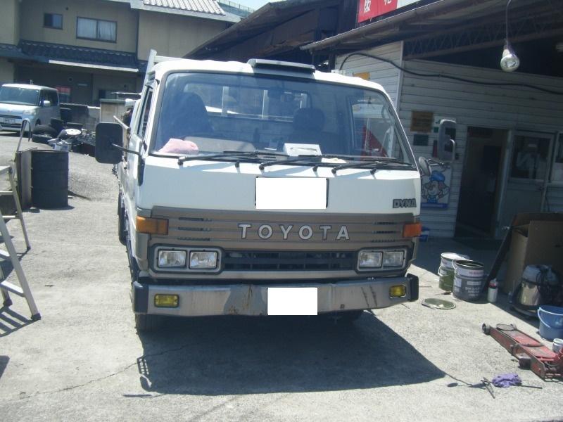 橋本市 車検 ディーゼル車