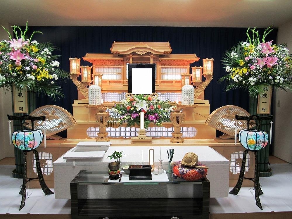白木祭壇 30プラン