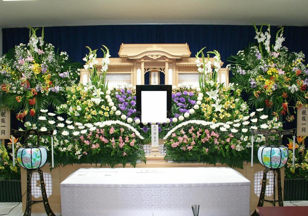 生花祭壇 50プラン