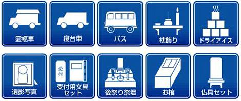 別途費用セット(¥175,000)に含まれるもの