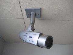 マンション 監視カメラの設置 (東京都 葛飾区)