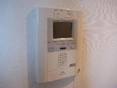 家庭用インターフォンの取付(東京都 練馬区)