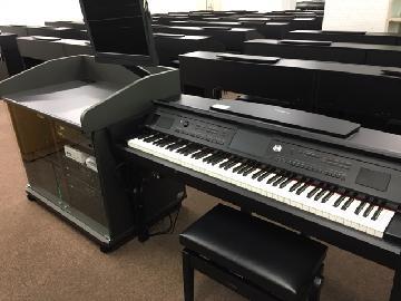 鍵盤楽器の設置