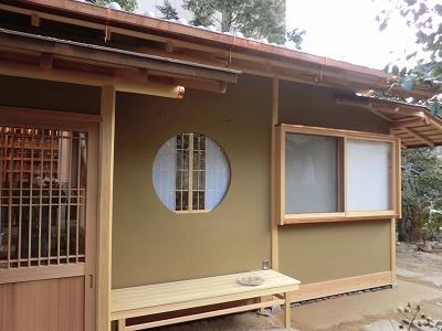 【広島市】デザイン建具の製作&取り付け