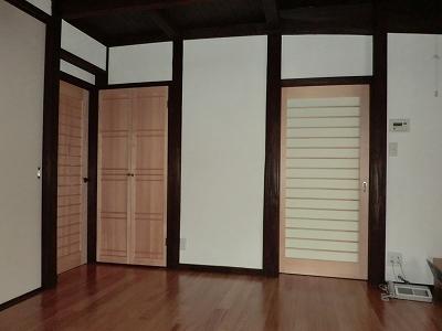 【広島市】建具の製作