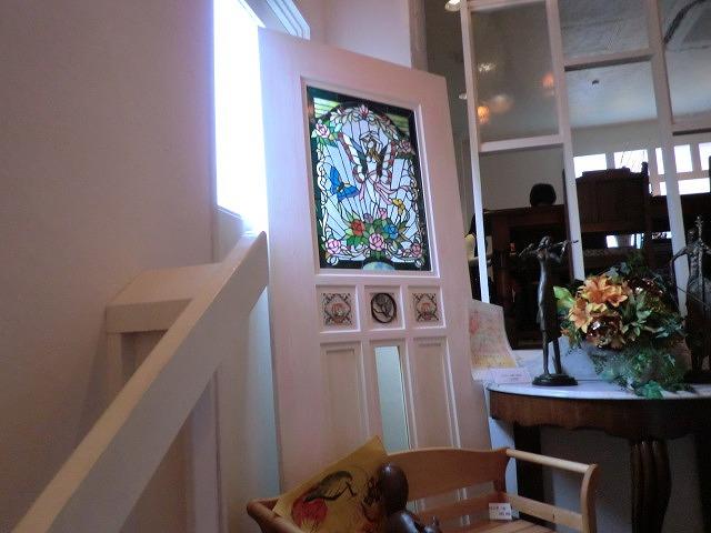 広島市の展示品 アンティーク風ドア